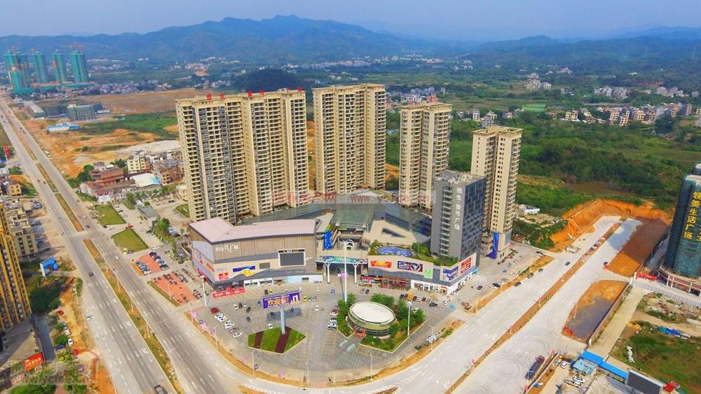 阳春市恒华商贸壹号广场签约商场市场综合管理系统