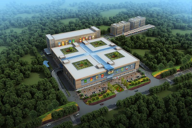 南京新港粮油市场签约包租婆市场管理软件